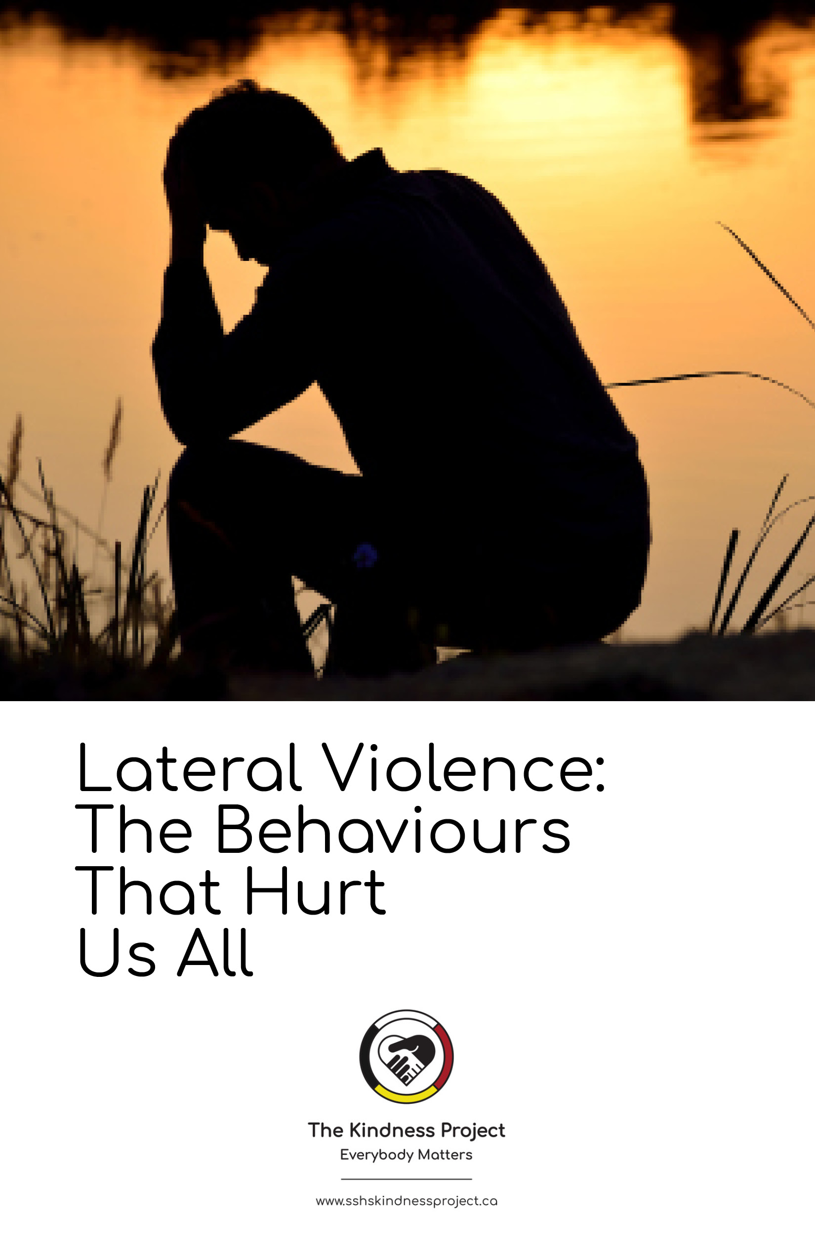 Lateral Violence brochure for Clubcard